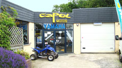 Entree Magasin CAPEL-MOTORS Sprl